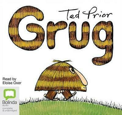 NEW The Grug Collection By Ted Prior Audio CD Free Shipping