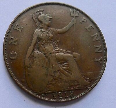 Penny George V 1918 KN