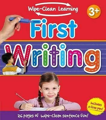 NEW Wipe-Clean Learning By Igloo Books Paperback Free Shipping