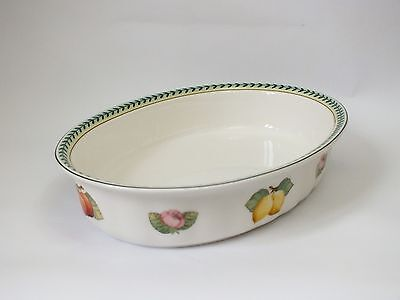 Villeroy & Boch French Garden Fleurence Large  Oval Oven Dish Roasting Meat