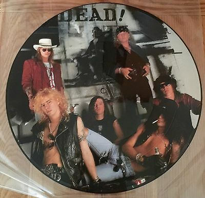 "Guns N Roses - Don't  Cry  12"" Picture Disc Vinyl"
