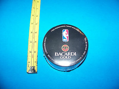 Bacardi Gold NBA Promotional T-Shirt  2010  ( Never Opened)