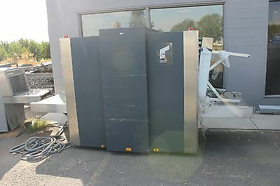 HEIMANN X-RAY INSPECTION HI-SCAN HS100100V Security X-ray Scanner HUGE