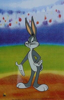 Warner Bros Original Animation Art Sericel Cel Bugs Bunny What's Up Doc?