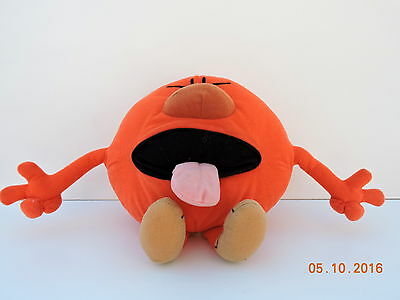 Mr Rude  Mr Man By Fisher Price Talking  Red Soft Toy  Vgc
