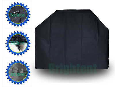 Waterproof Barbecue Cover Garden Outdoor BBQ Grill Smoker Storage BQ6AB
