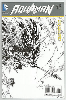 Aquaman # 15 * New 52 * Variant *