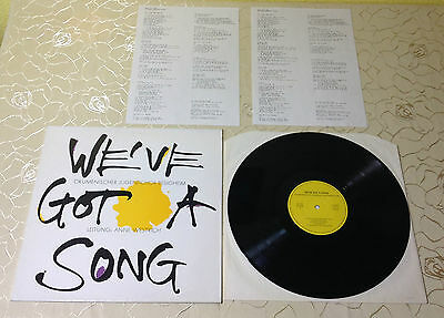 "Ökumenischer Jugendchor Besigheim(Lp) ""we´ve Got A Song"" [1989 ""anne Westrich""]"