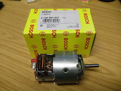 Ford Capri Mk2 and Mk3 NEW BOSCH heater motor OE specification