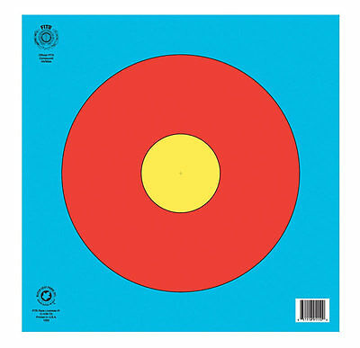 10 X HIT OR MISS 40cm ARCHERY TARGET Tournament Faces FITA targets and