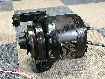Vintage Singer Clutch Industrial Commercial Sewing Machine 1/4Hp Motor S 94161-R
