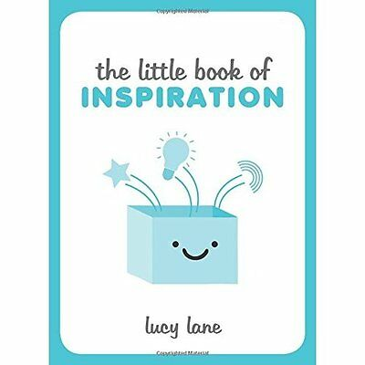 The Little Book of Inspiration - Hardcover NEW Lucy Lane (Auth 14-Apr-16