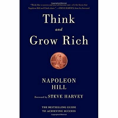 Think and Grow Rich - Paperback NEW Napoleon Hill(A 21 Jan. 2016