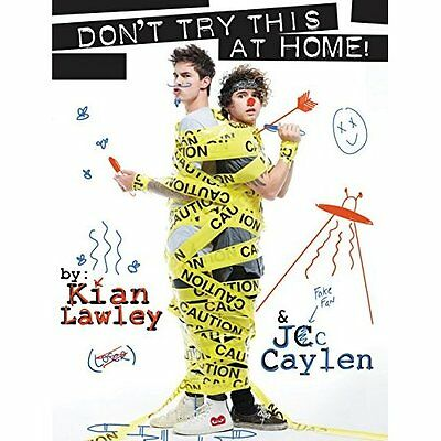 Kian and Jc: Don't Try This at Home! - Paperback NEW Kian Lawley 30/06/2016
