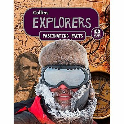Explorers (Collins Fascinating Facts) - Paperback NEW Collins 02/06/2016