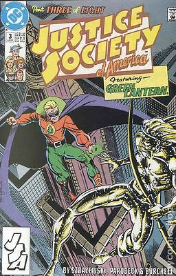 Justice Society of America (1991 1st Series) #3 FN