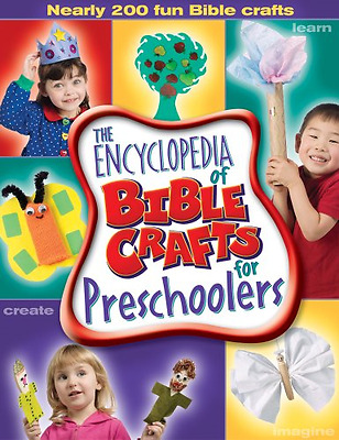 The Encyclopedia of Bible Crafts for Preschoolers - Paperback NEW Group Publishi