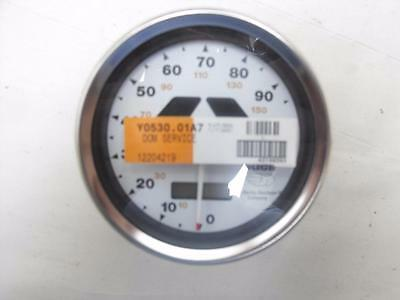 Used Buell Speedometer Y0530.01A7 #5923