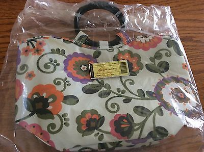 longaberger  stay cool lunch bag imagine ~img# 0878