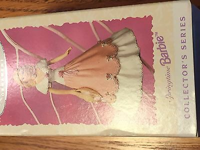 Hallmark keepsake ornament ~ 1997 spring time barbie~img #2483