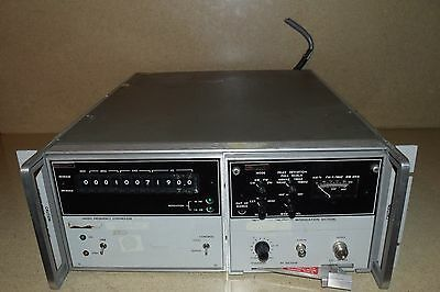 Ailtech 360D11 Frequency Synthesizer & Pm3602 Am/fm/phase Modulation Section