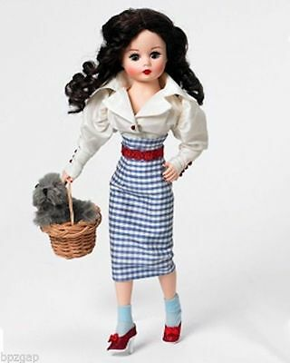 Madame Alexander Wizard Of Oz Dorothy & Her Ruby Red Slippers Doll #50215
