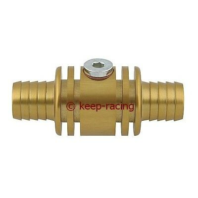 connect for water temperature probe gold anodized