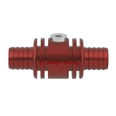 connect for water temperature probe red anodized