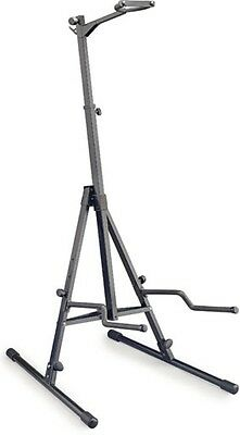 "Stagg Model SV-DB - ""A"" Frame Foldable Stand for Upright Double Bass"