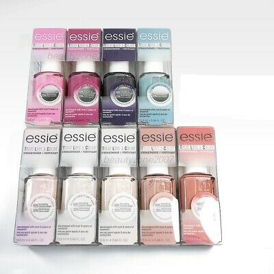 Essie Treat Love & Colour TLC Strengthener Treatment 0.46oz *Chose any 1 Color*