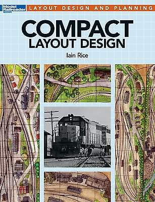 Kalmbach Publishing Book Compact Layout Design