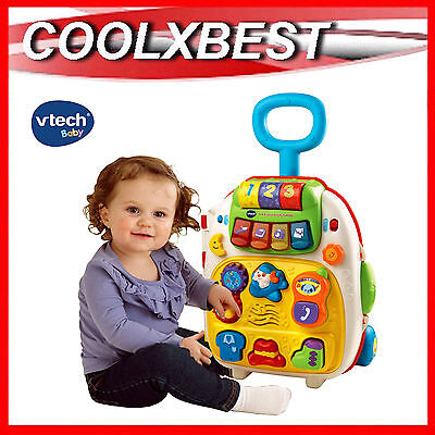 New Vtech My 1St Luggage Interactive Pretend Play Suitcase Educational Toy