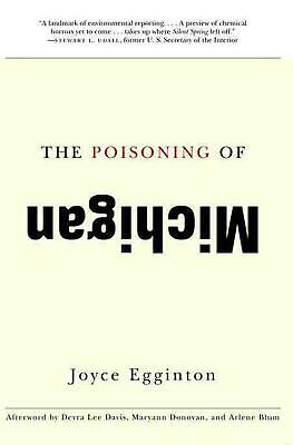 The Poisoning of Michigan by Joyce Egginton Paperback Book (English)