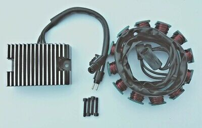 Harley-Davidson Stator & Voltage Regulator Sportster 883 1200 Models 1994-2003