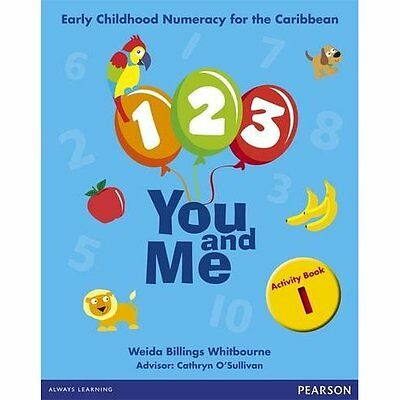 1, 2, 3, You and Me Activity Book 1 (Early Childhood Nu - Paperback NEW Lorna Th