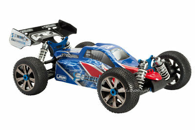 LRP S8 Rebel BXe Limited Edition Brushless Buggy 1/8 RTR 2,4GHz 130306 iX8 V2