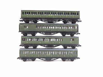 Graham Farish N Gauge Southern Coaches X4 Unboxed (B1)