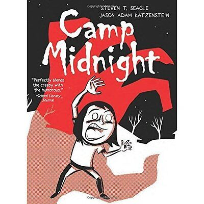 Camp Midnight - Paperback NEW Steven T. Seagl 03-May-16