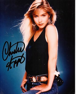 Christina  Applegate Hand Signed Colour Picture Ex  Condition 8X10  With Coa