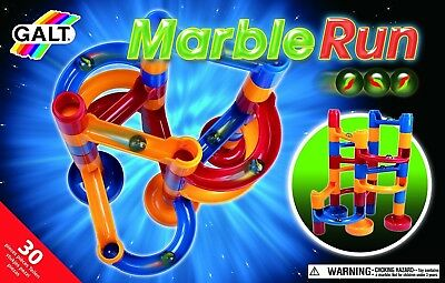 Marble Run 30 Pieces New Sealed Galt Toys