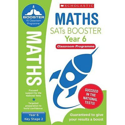 Maths Pack (Year 6) Classroom Programme (National Curri - Paperback NEW Paul Hol