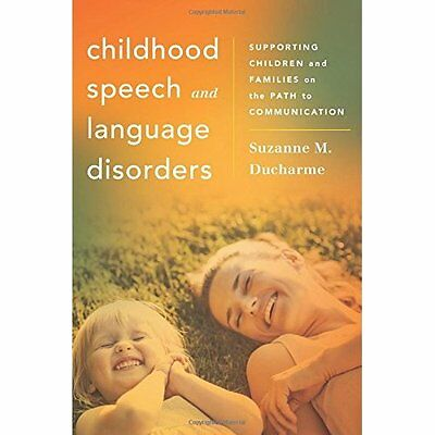 Childhood Speech Amp Language Dicb (Whole Family Approa - Hardcover NEW Suzanne