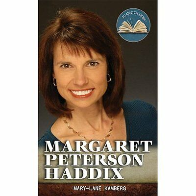 Margaret Peterson Haddix (All about the Author) - Library Binding NEW Mary-Lane