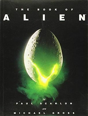 **NEW** - The Book of Alien (Paperback) 1852864834