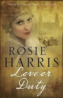 **NEW** - Love or Duty (Hardcover) 0727883615