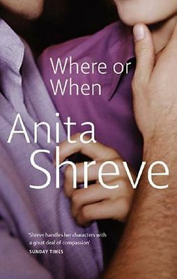 **NEW** - Where Or When (Paperback) 0349105855