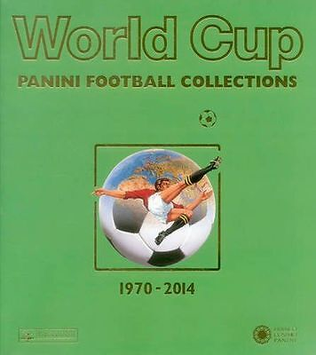 NEW - World Cup 1970-2014: Panini Football Collections (Paperback) 8857008746