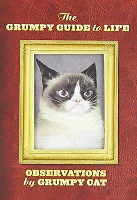 NEW - The Grumpy Guide to Life: Observations from Grumpy Cat (HC) 1452134235