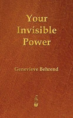 **NEW** - Your Invisible Power (Paperback) 1603865543