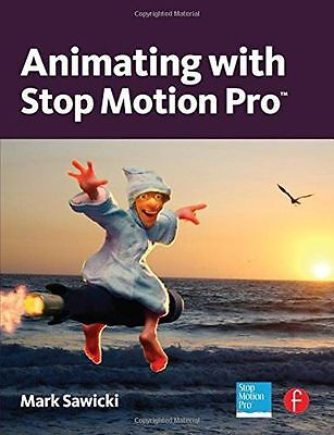 **NEW** - Animating with Stop Motion Pro (Paperback) 0240812190